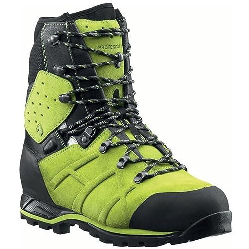 Haix - Calzado de protección para Hombre, (Verde Lima), 8UK / 42EU: Amazon.es: Zapatos y complementos