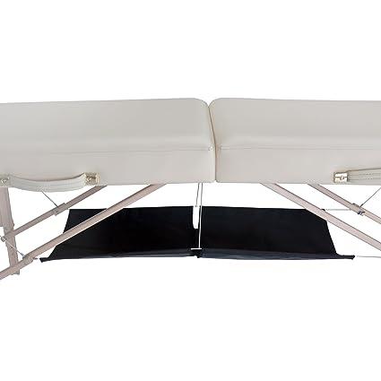 Earthlite - Estante portátil de almacenamiento [para cama de masajes], 99x54 cm