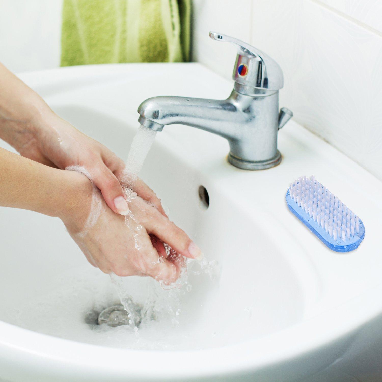 Nagelbürste Handwaschbürste, 2 Stück: Amazon.de: Beauty