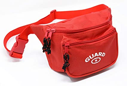 9013d759189 Adoretex Guard Water Resistant Fanny Pack Hip Pack Waist Bag with 3 Pockets  (WB-