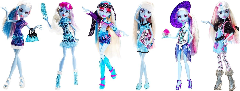 Monster High - Muñeca Music Festival, Abbey Bominable (Mattel Y7695): Amazon.es: Juguetes y juegos