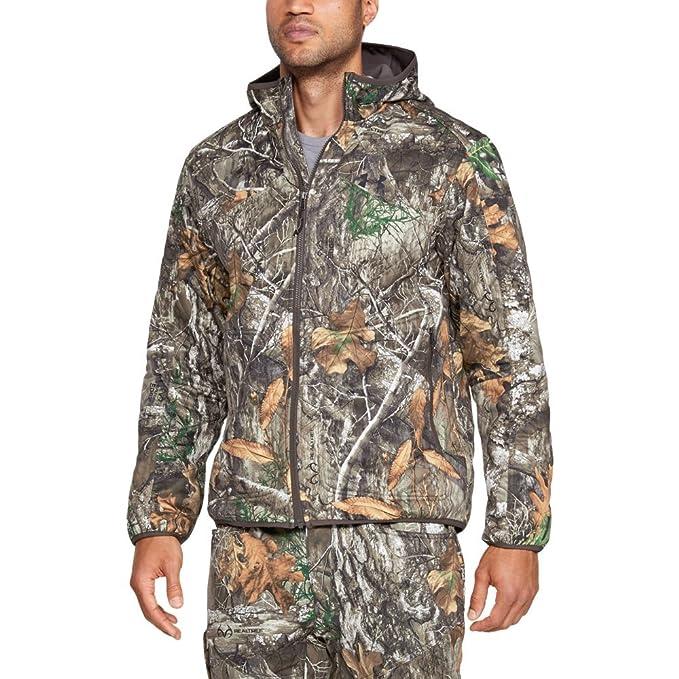 Amazon.com: Under Armour - Chaqueta de caza para hombre ...