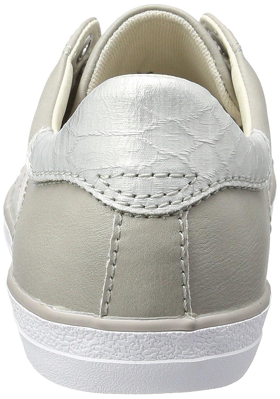 ESPRIT Damen Miana Lace Up Up Up Sneaker Grau (Grau 030) f0e067
