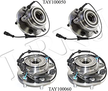 LAND ROVER DISCOVERY 2 REAR WHEEL BEARING HUB ASSEMBLY WITH ABS SENSOR TAY100050