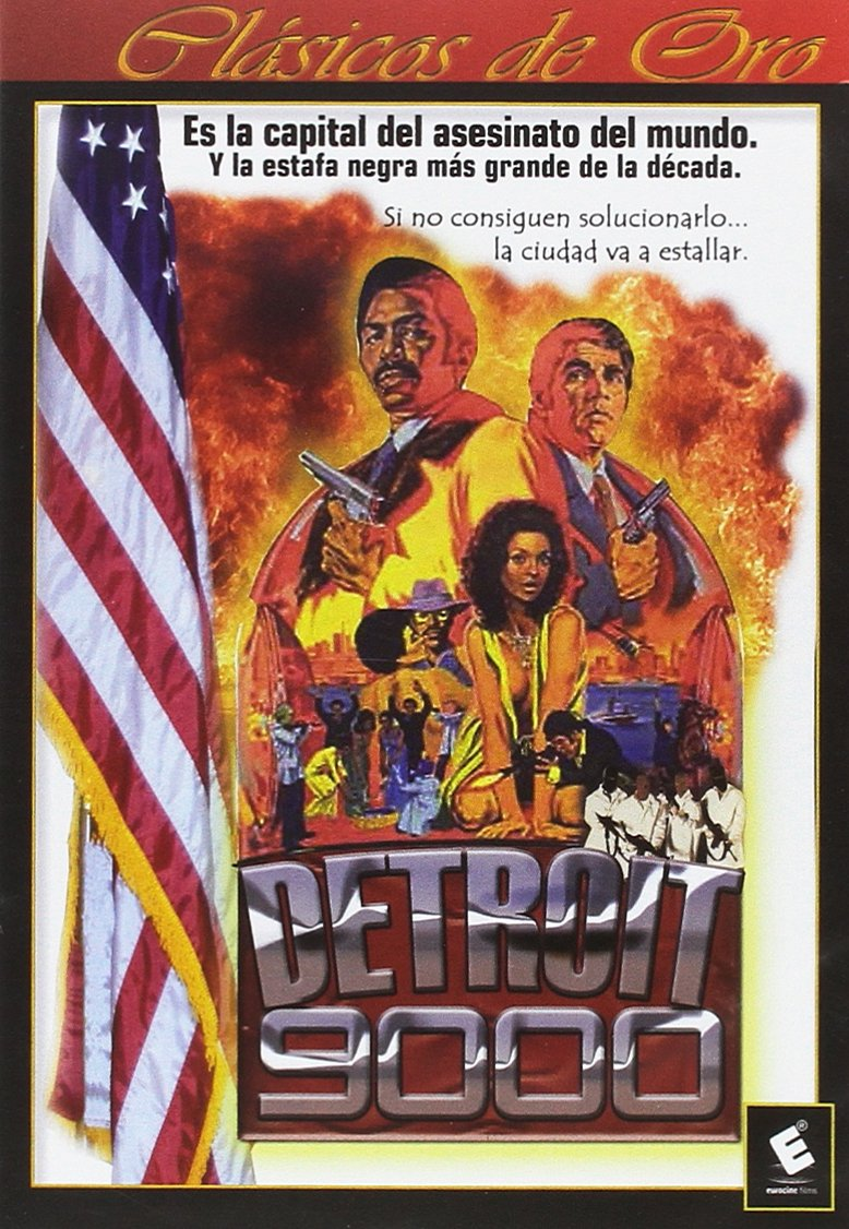 Detroit 9000 [DVD]