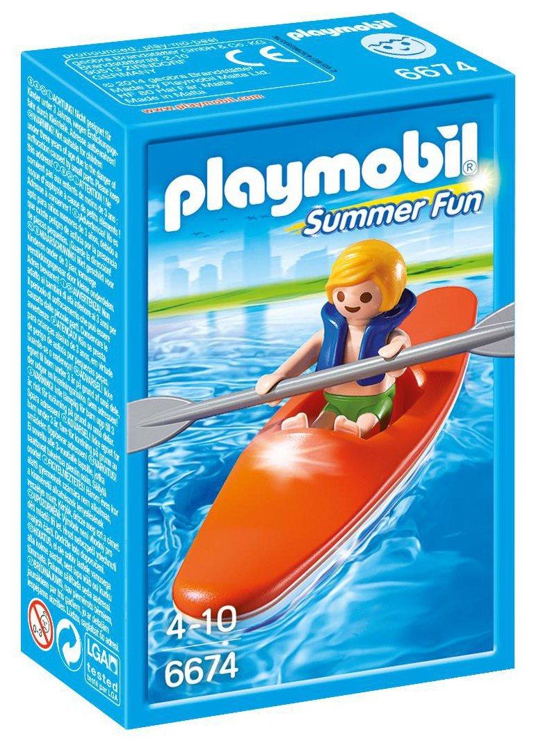 PLAYMOBIL Kid with Kayak