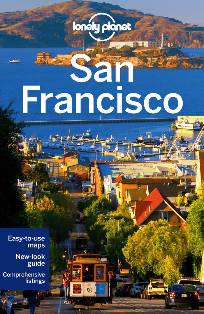 Lonely Planet San Francisco Travel Guide Lonely Planet Alison – San Francisco Travel Map