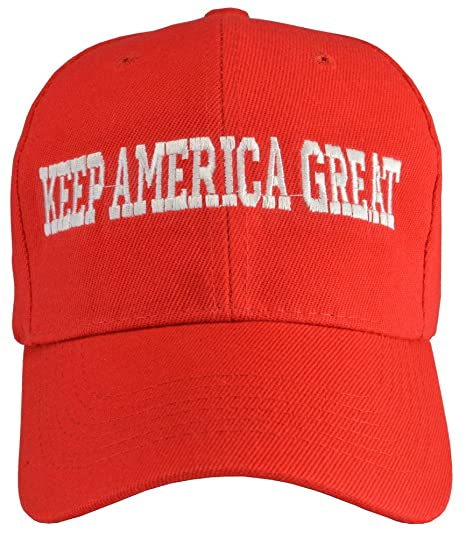 Incrediblegifts Donald Trump Keep America Great Hat Red at Amazon ... 6425758ac79
