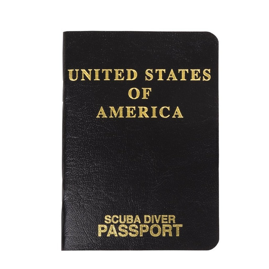 Trident U.S.A. Passport Logbook by Trident (Image #1)