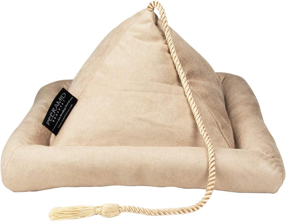 Pyramid Soft Pillow Book Holder