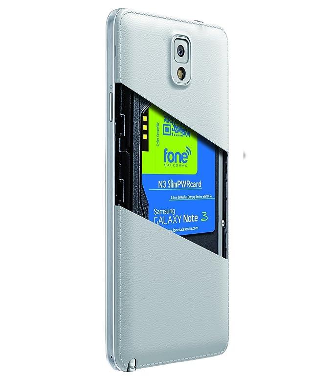 5 opinioni per N3 Slim PWRcard per Samsung Galaxy Note III 3 N9005 N9500 con il supporto NFC