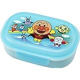 面包超人 附带叉子 午餐盒 便当盒 (270ml) 蓝色 KK-312
