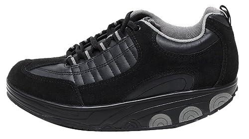 wholesale dealer 06a53 c9ac7 Dynamic24 AKTIV Damen Schuhe mit Spezial Rundsohle Gondelsohle Gr. 37–40  Freizeitschuhe Komfortschuhe Outdoor Walking Schuhe Sale Sommerschuhe