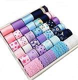 リボン 3色ミックス いろいろ 詰合せ 髪 手芸 セット 手芸 ハンドメイド DIY ラッピング 包装