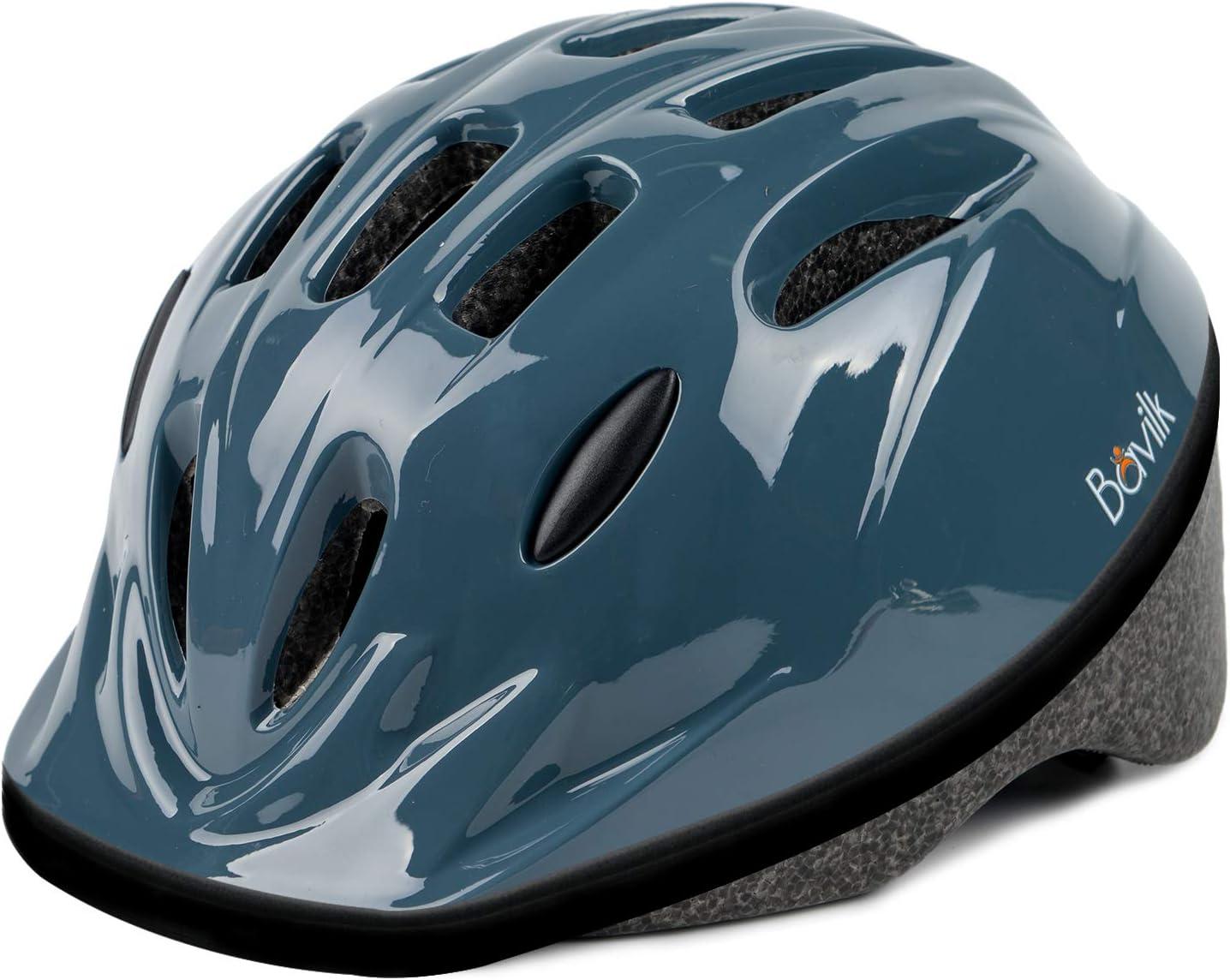Bavilk Toddler Bike Helmet Kid Helmet CPSC Certified Multisport Adjustable Bicycle Helmet Girls Boys