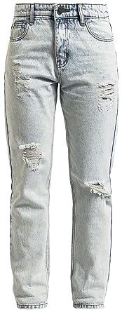 Boyfriend Jeans Girl-Jeans hellblau Fashion Victim BOAgmIDl2B