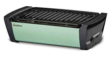 Enders Gasgrill Camping : Enders 1360 aurora raucharmer tischgrill mobiler holzkohle grill