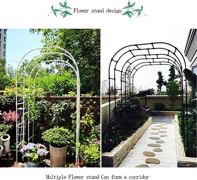 Arco Puerta Soporte De Flores Simplicidad Nórdica Marco De ...