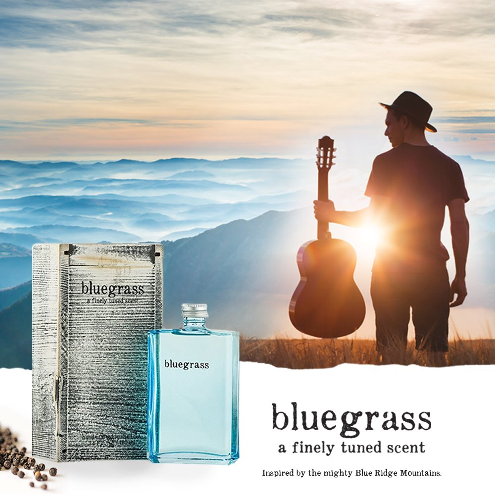 EastWest Bottlers – Bluegrass Cologne, A Finely Tuned Scent, 3.4 Fl. Ounces