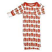 Babysoy Modern Alphabet Bundler (03-06 Months, L)