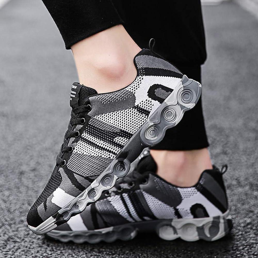 Darringls_Zapatos de hombre,Zapatillas Deporte Hombre Zapatos para ...