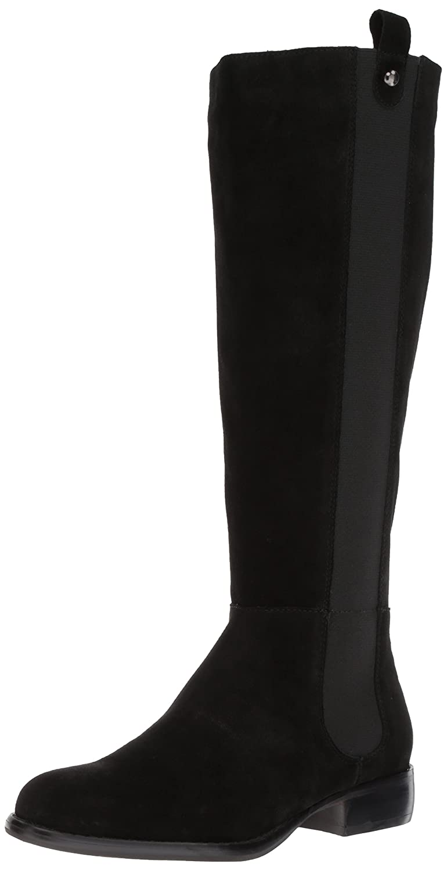 Opportunity Shoes - Corso Como Women's Randa Fashion Boot B06WP9YL9H 7 B(M) US|Black Split Suede