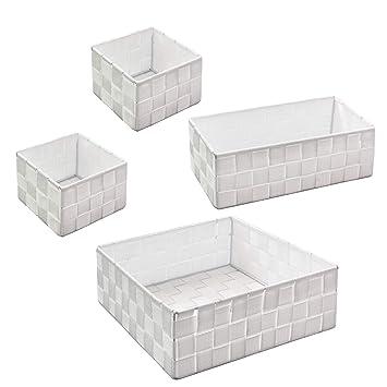 Wm Homebase 4er Set Aufbewahrungskorbe Aufbewahrungsbox Fur Regal