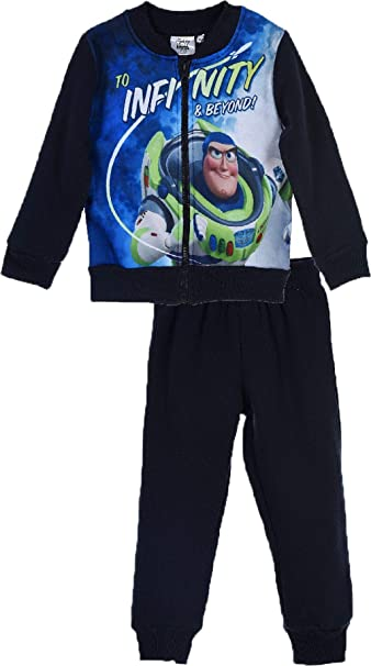 Disney Toy Story 4 Boys Tracksuit Hoodie Jumper and Joggers Set