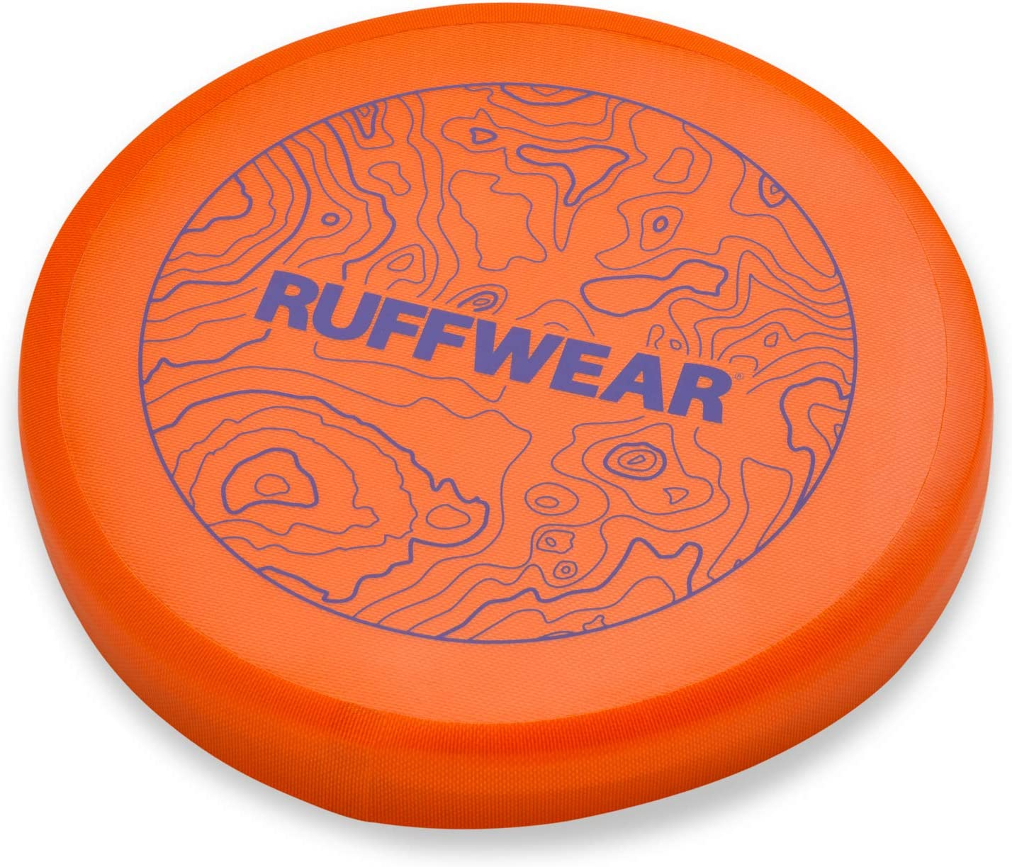 RUFFWEAR - Camp Flyer Dog Toy, Lightweight and Flexible Disc for Fetch