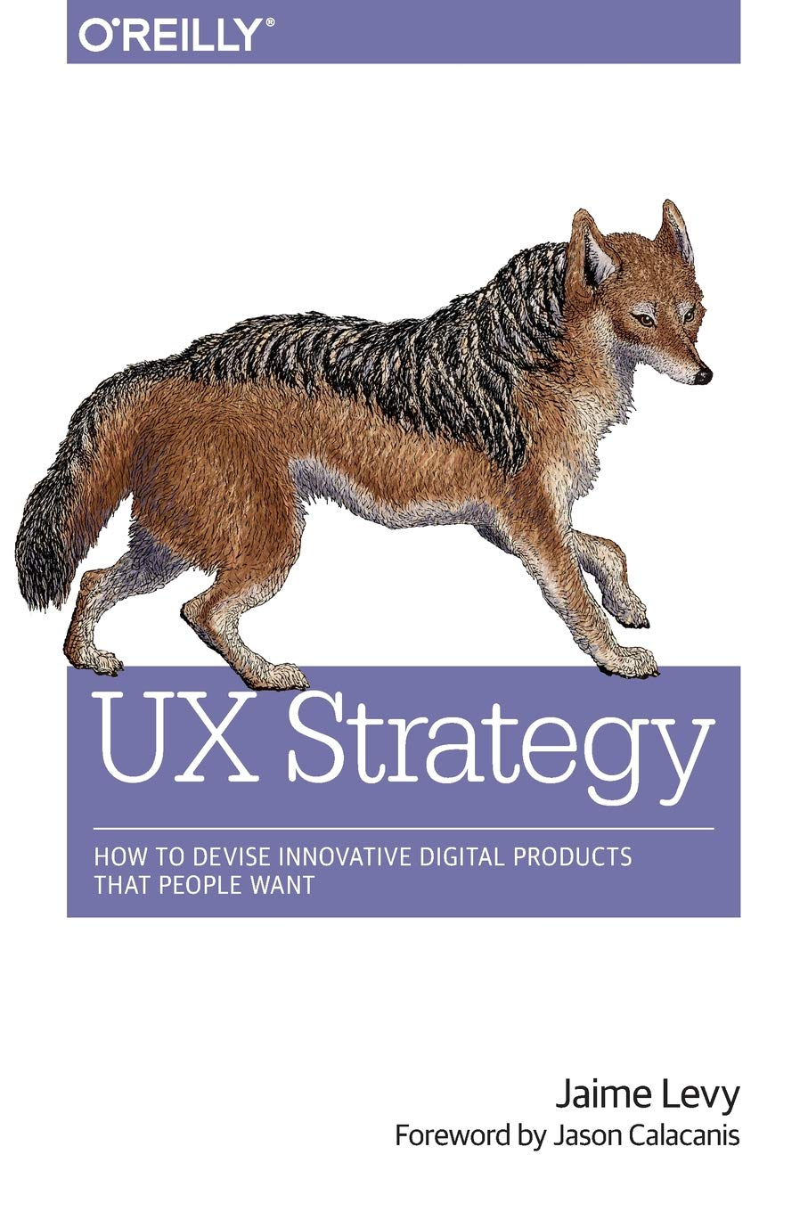 UX Strategy: How to Devise Innovative Digital Products that People Want by O'Reilly Media