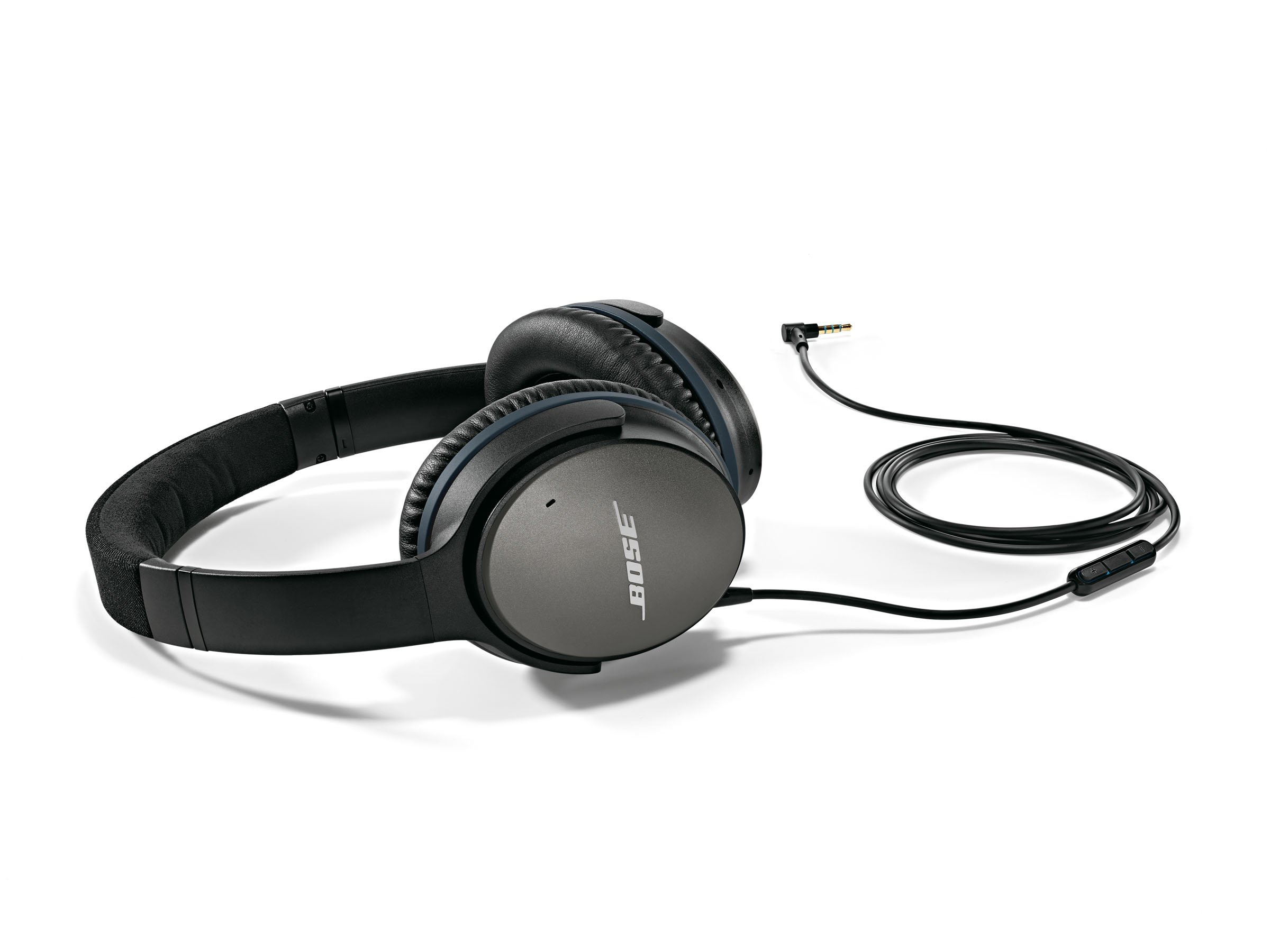 Bose QuietComfort 25 Acoustic Noise Cancelling Headphones for Apple devices - Black (wired, 3.5mm) by Bose (Image #16)