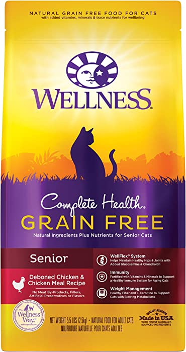Top 10 Wellness Core Cat Food 5Lb
