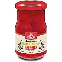 Sandhurst Italian Maraschino Cherries, 225 g