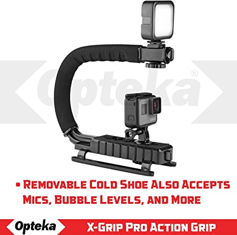 Leica V-Lux 20 Vertical Shoe Mount Stabilizer Handle Pro Video Stabilizing Handle Grip for