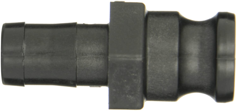 Banjo 100E Polypropylene Cam /& Groove Fitting 1 Male Adapter x Hose Shank 1 Male Adapter x Hose Shank Banjo Corporation