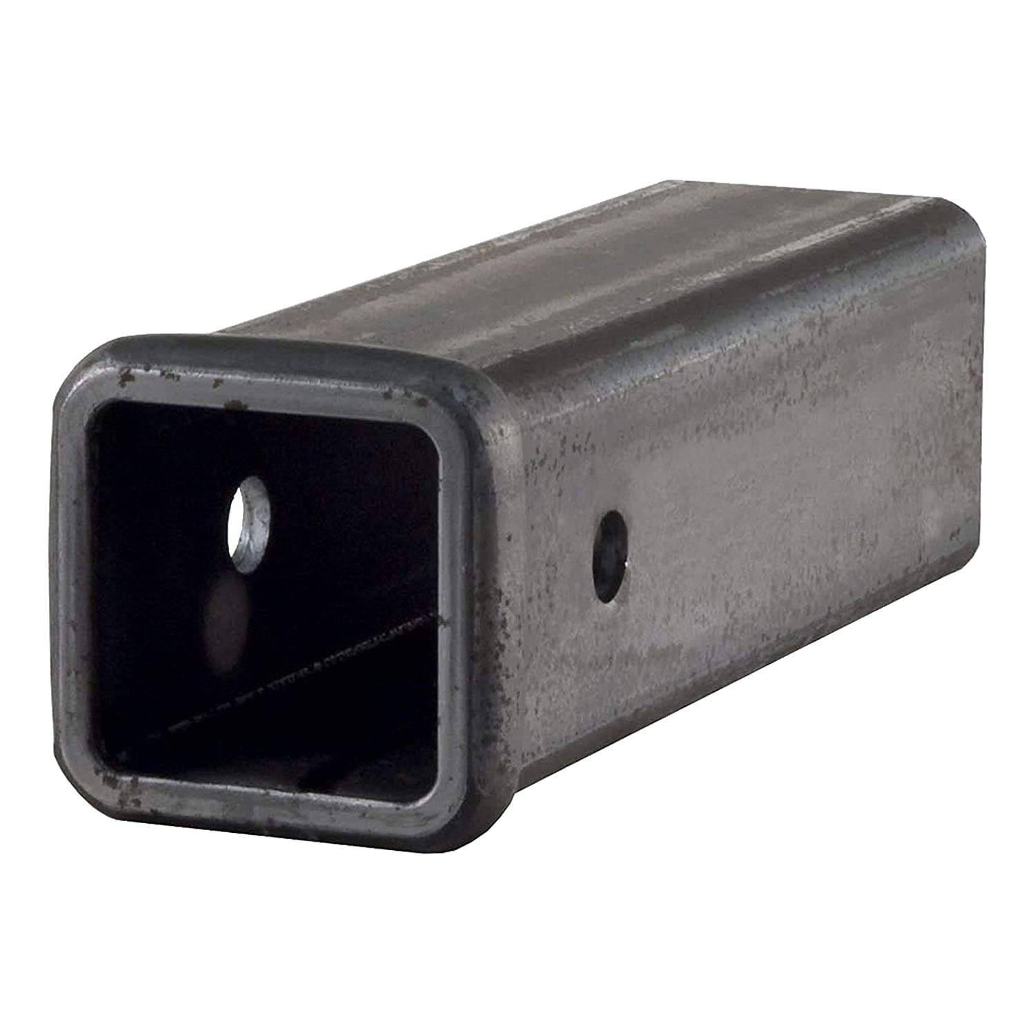 Super Duty Raw Tube Curt Manufacturing 49510 2.5 Receiver Tube 10 Long