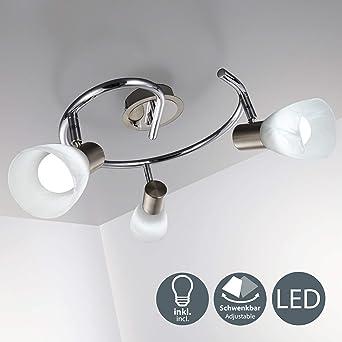 Design Mur éclairage DEL salle de bains Luminaire Pivotant Spot Big Light