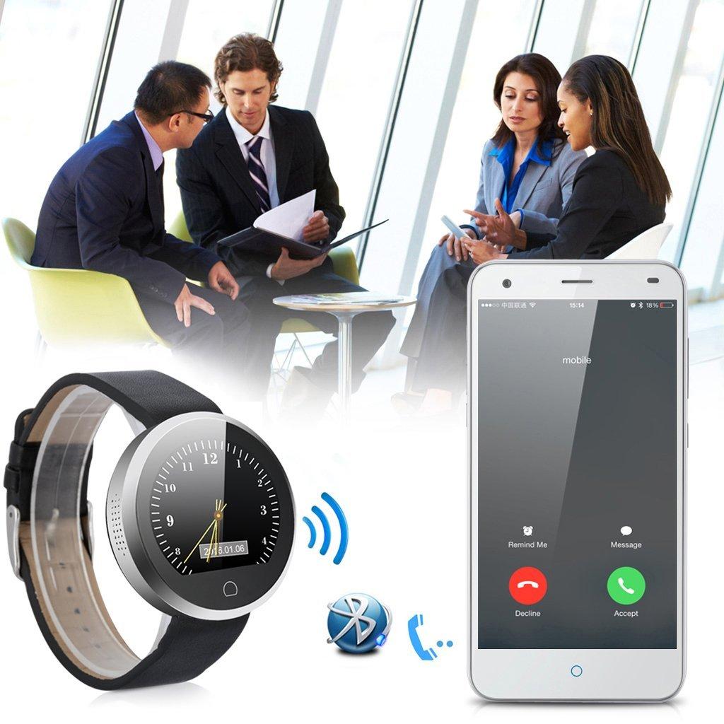 Haier G6 - Ajustable Smartwatch Reloj de Pulsera para Moviles Ios ...