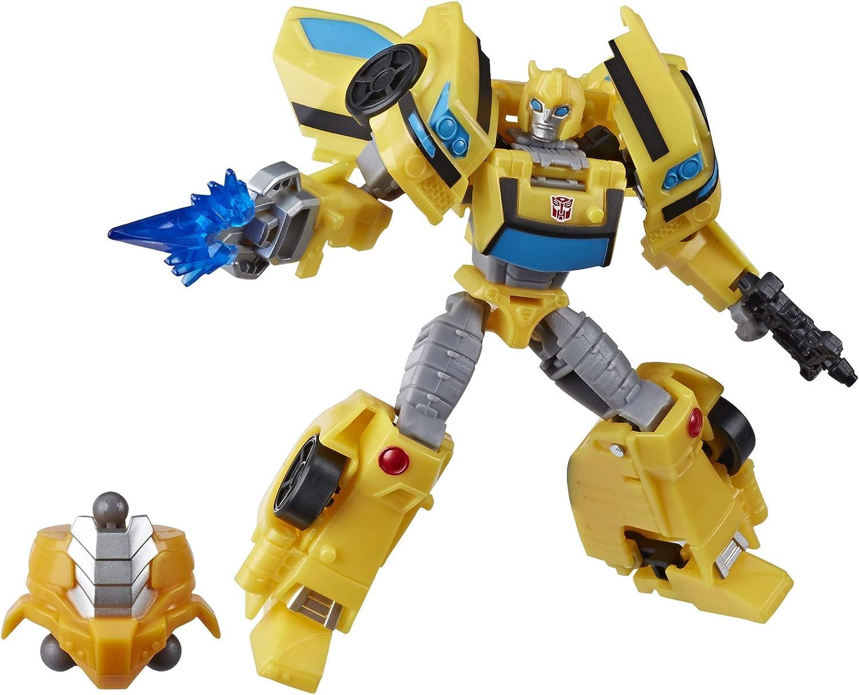 Tra Cyberverse Deluxe Bumblebee