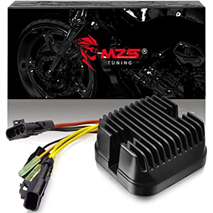 amazon com: mzs 4012384 4011925 4011569 voltage regulator rectifier for polaris  sportsman 500 700 800 x2/ranger 500 700/rzr 800 800s/crew 700/xp 700: