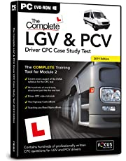 The Complete LGV and PCV Driver CPC Case Study Test