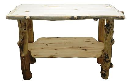 4c35015d5c612 Amazon.com  Mountain Woods Furniture Aspen Grizzly Collection Sofa ...