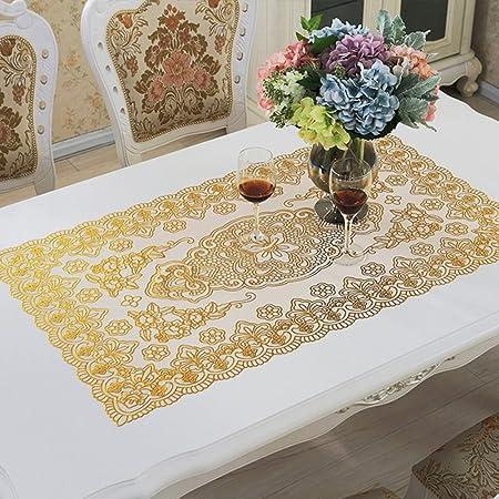 Mantel impermeable/artes de paño plástico del/esteras mesa de té ...