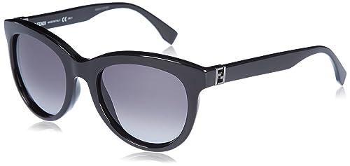 Amazon.com: Fendi 0006/S – Gafas de sol color D28 HD: Shoes