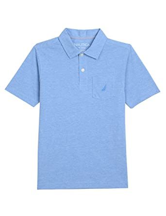 294e286d10f55c Nautica Boys' Polo Shirt: Amazon.co.uk: Clothing