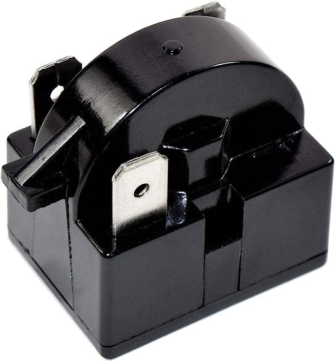 1x QP2-4R7 Refrigerator Start Relay PTC For QP2-4.7G Ohm 1Pin US