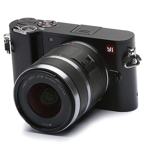 YI M1 - Cámara Digital (sin Espejo, vídeo en 4K, con Objetivo de ...