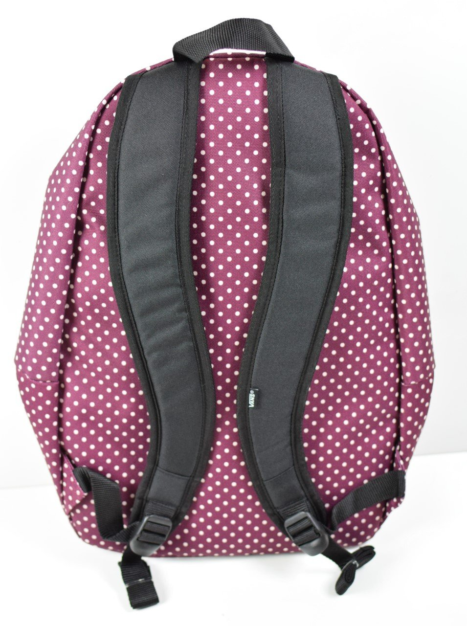Vans Realm Sporty Orange Checkered 22l Backpack  627116c65ce07