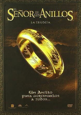 El senor de los anillos peliculas trilogia
