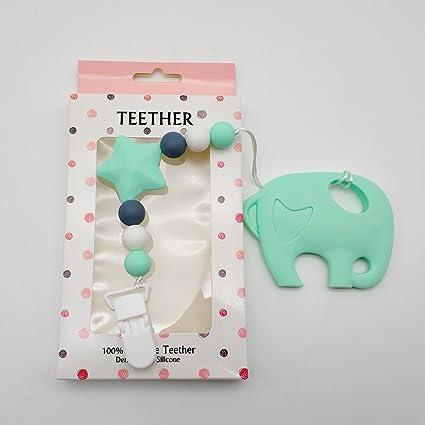 Juguete INCHANT Bebé de la dentición con la cadena de ...